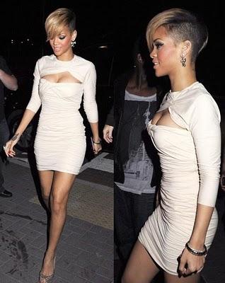 Elegant Rihanna Dresses