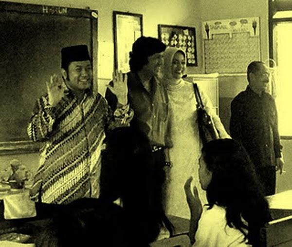 Mendukung Adik Menhut RI Zulkifli Hasan bernama Zainudin Hasan untuk Baupti Lamsel 2010-2015