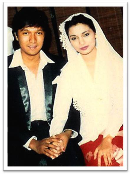 Tinggal Landas Buat Kekasih, Cinta Putih Ikang Fawzi & Marissa Haque
