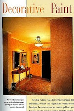 Decorative Paint Karya Ir. Ade Fawzi (Kakak Ikang Fawzi Lulusan Teknik Arsitektur UI)