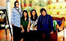 Keluarga Ikang Fawzi & Marissa Haque, Iklan BKKBN Jatim 2010
