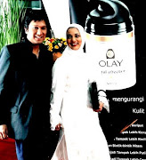 Ikang & Marissa Duta Oil of Olay