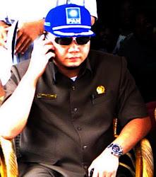 H. Hazizi Hasan Ketua DPD PAN Lamsel 2010