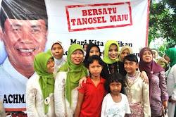 Achmad Suwandhi dalam Marissa Haque untuk Tangsel