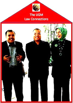 The UGM Law Connections, Denny Indrayana, Patrialis Akbar, Marissa Haque Fawzi