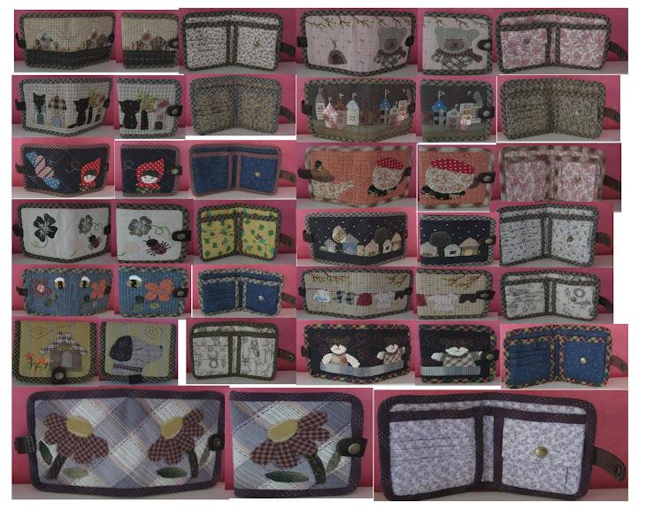 กระเป่าธนบัตร ทำจากผ้าทอญี่ปุ่นแท้ ๆ ราคาไม่แพง ตั้งแต่ 650 - 1,500 บาท