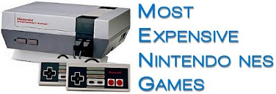 Most Expensive Nintendo Games
