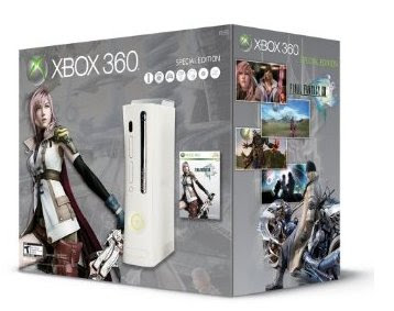 Final Fantasy XIII Xbox 360 Elite