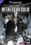 Metal Gear Solid Twin Snakes Cover Art