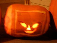 Katamari Face Pumpkin