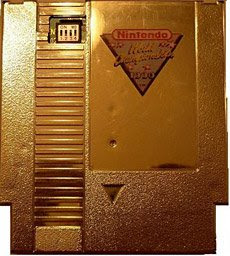 Nintendo World Championship Gold 1990