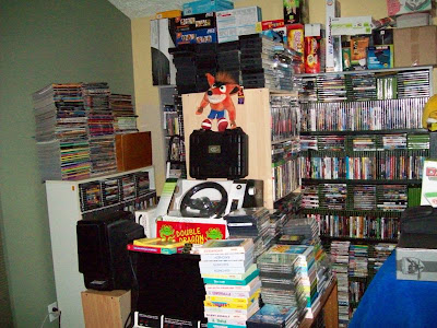 Huge Video Game Collection 3
