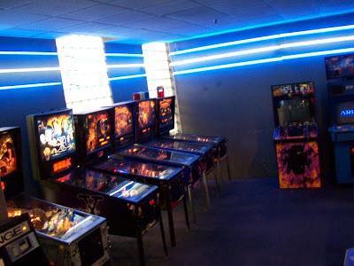 Video Game Arcade 1
