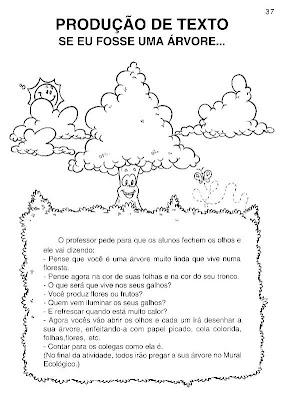 Atividades para o Dia da árvore