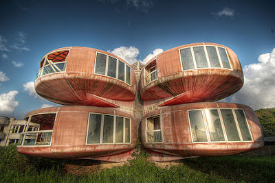 The Taiwanese Locals Call It The UFO House Because Of Itu0027s Somewhat  Extra Terrestrial Design. Cypherone (Taipei) Has A Flickr ...