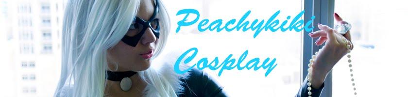 Peachykiki Cosplay