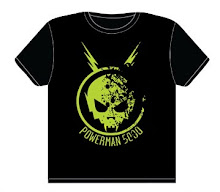 POWERMAN 5000 MERCHANDISE!!