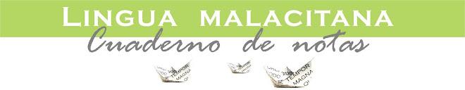 lingua malacitana