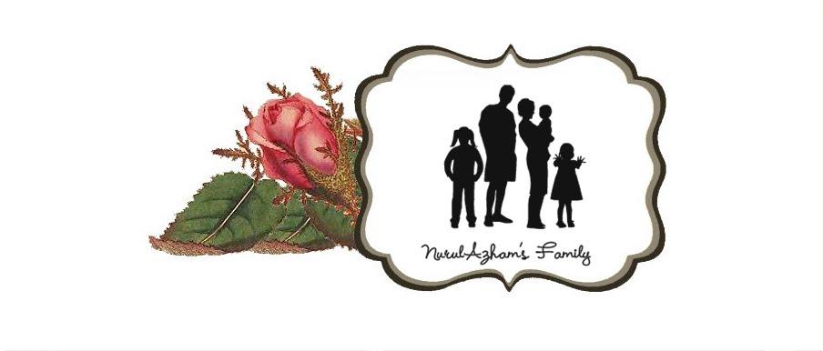 Nurul Azham's Family