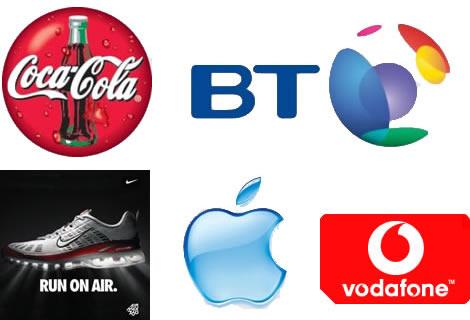 MBA Star Galaxy: Company Logos