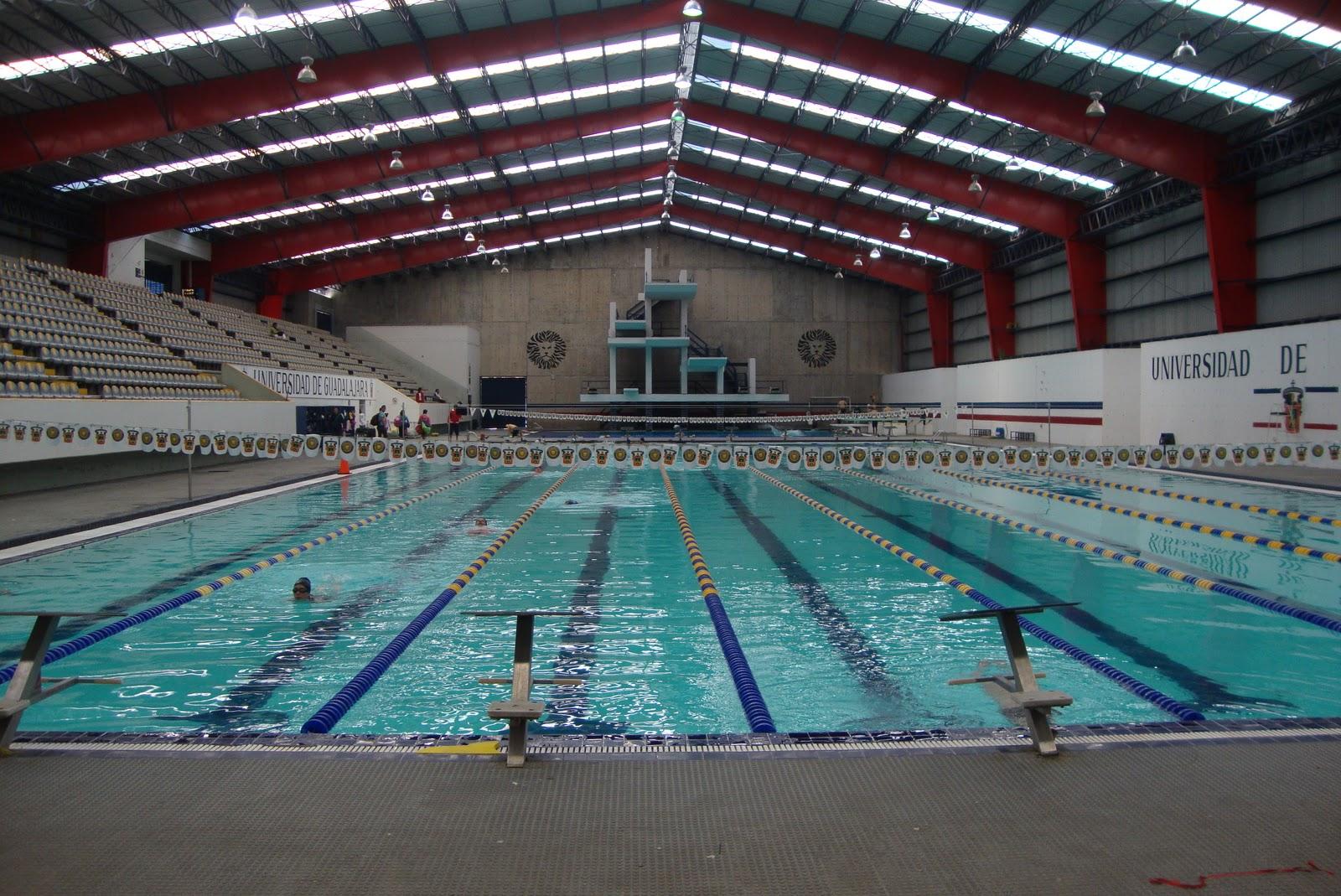 Alto rendimiento nataci n dentro de la u de g for Instalaciones de albercas pdf