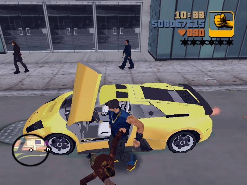 Grand Theft Auto 3  PC Game   Gta3   Full   Espa  Ol   1 Link