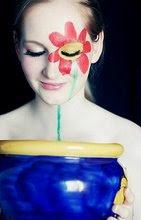 Una flor que te alegre el día ·