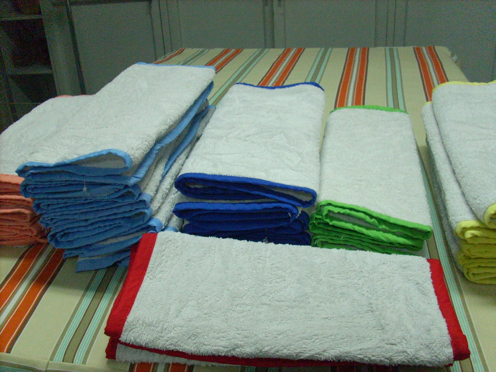 What to do with your old bathtowels home matters by anne - Seven mistakes we make when using towels ...