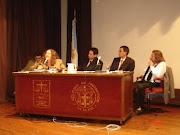 """Jornada Académica """"Proceso Judicial, Prensa y Opinión Pública"""" 6/5/08 Colegio Abogados LP"""
