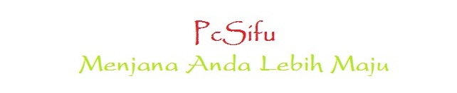 .: PcSifu.Blogspot :.