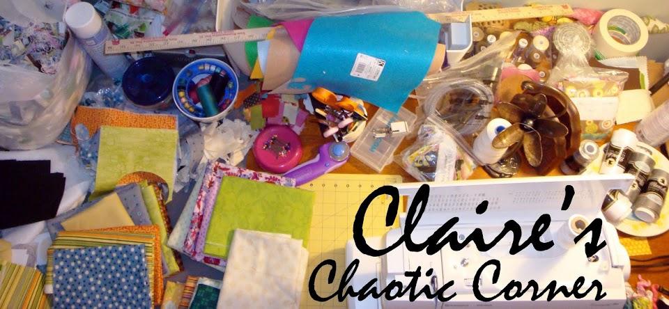 Claire's Chaotic Corner