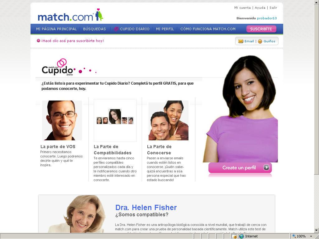 Chemistry vs match online dating