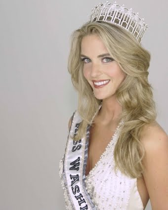 The WINNER will represent Washington in Miss USA 2011