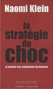 Naomi Klein / la stratégie du choc Naomie+klein