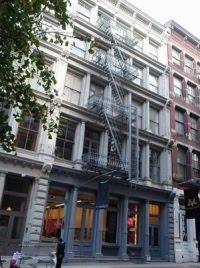 M.A.C. Soho, NYC