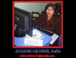 Profesora Delia Aldana C.