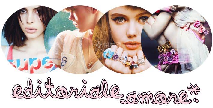editoriale ~ amore