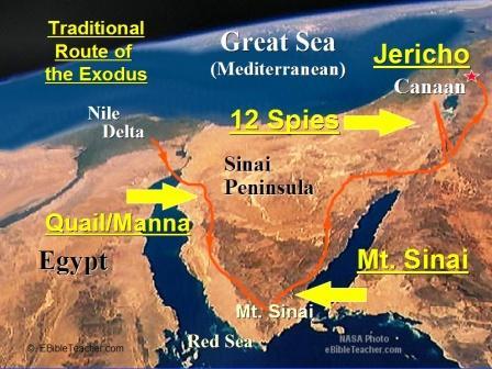 jewish exodus