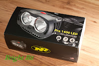 NiteRider Pro 1400 LED box front