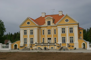 Welcome to Estonia - Palmse manor
