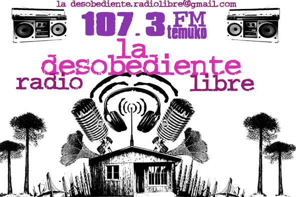 La Desobediente Radio Libre 107.3 FM temuko