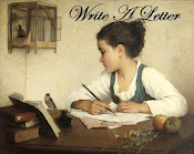 Write A letter Wednesday