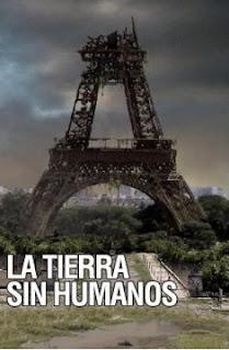 imagen mostrando cómo serían las ruinas de la Torre Eiffel