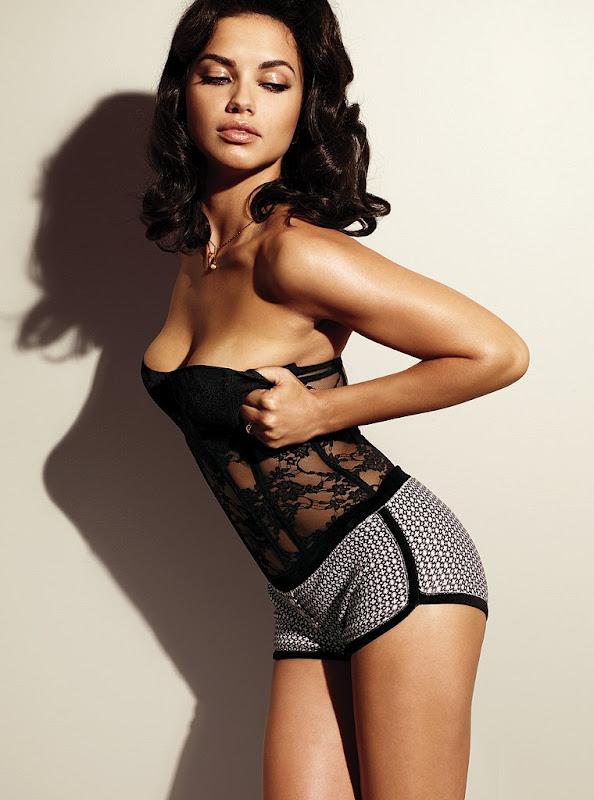 Adriana Lima  Victorias Secret Lingerie Photoshoot MQ unseen pics
