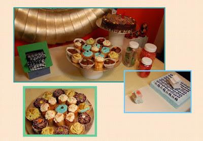 Decoración fiesta cumpleaños by Fiesta y chocolate