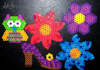 Kids Crafts: Free Perler Bead Patterns Online - Yahoo! Voices