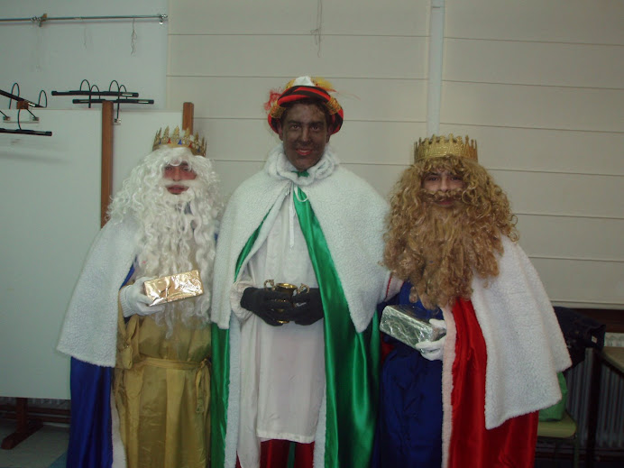 Cabalgata de Reyes 2006