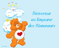 Tu seras ROI chez les bisounours !