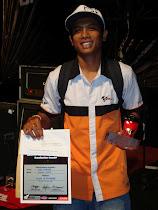 Juara 3 X-Treme - HOCS Bali