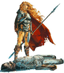 A Catablog of Doggerel: Boudicca Warrior Queen of the Iceni